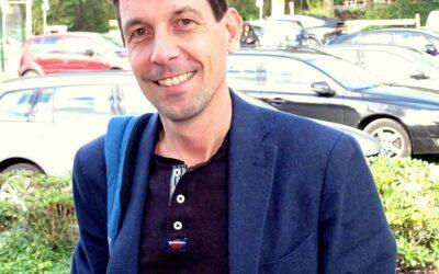 """Projectleider Johan Grijpstra: """"Er is veel energie en de wil om er een succes van te maken bij alle organisaties"""""""